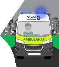 ST JOHN AMBULANCE - Ambulance Operations Explainer Video